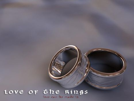 LoVe oF tHe RiNG by ALCaponk