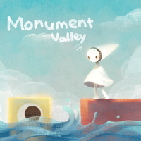 Monument Valley by Hanybe
