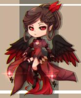 .:BlackBirdAdopt_2(CLOSED):. by CrestVyne