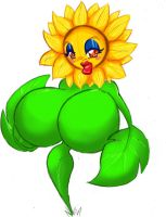 .:Mrs. Sunflower:. by Neme303