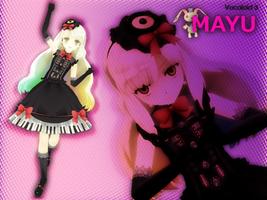 [MMD] Windows 100% Mayu! by Xhiao-Yuu