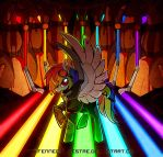 Rainbow Factory by FennecSilvestre