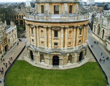 Radcliffe Camera2 by TrillianAstra