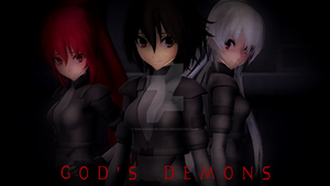 God's Demons (Preview Image) by ShinigamiYuki-chan