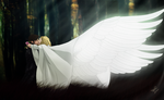 My beloved angel by Eithniel