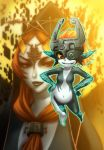 The Legend of Zelda:Twilight Princess Midna by cva1046