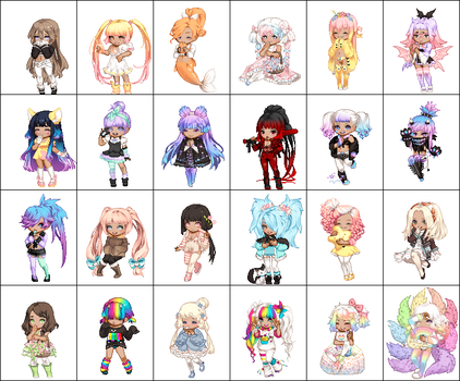 Biggest Gaia OTA Batch 9/24 Open by Averllovesyou
