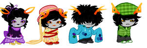 Troll adopts~ OPENED PRICE LOWERED by saria-adopts-64
