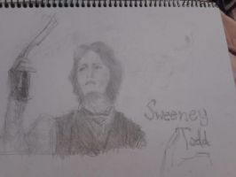 Sweeney Todd by AthenaHarlequin