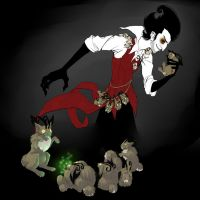 Don't Starve_The Legend of The Reaper by Clavicl6