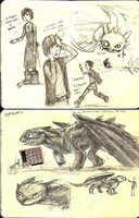 050310 HTTYD doodles by knaicha