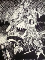 Army of Darkness by Tebbo