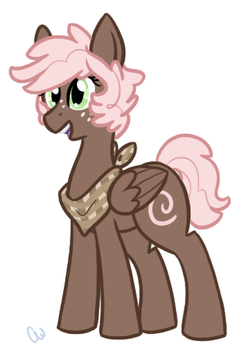 Art Trade: Chocolate Swirl by raspberry-wings