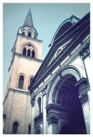 Spire in Florence Maybe by fuamnach
