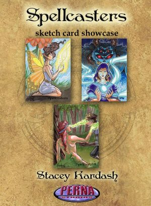 Stacey Kardash Showcase - Spellcasters