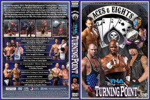 TNA Turning Point 2012 DVD Cover by Chirantha