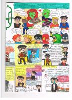 Young Justice Comics by AimiisLoveBeautiful