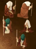 Arab's old style clothes 4 by Mustafa-H