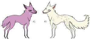 Write-to-Adopt Surr Foxes CLOSED by MoustacheRevolution