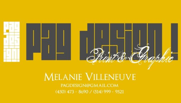 PAG Business Card by SimplementFresco