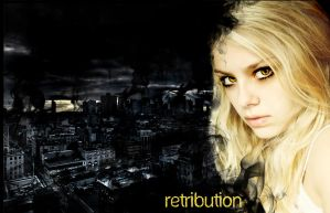 This Is Her Retribution by diceandbells