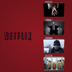 Netflix Folder Icon Pack by Kliesen
