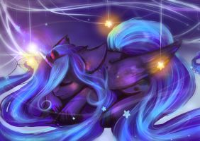 Luna's Lullaby by Wilvarin-Liadon