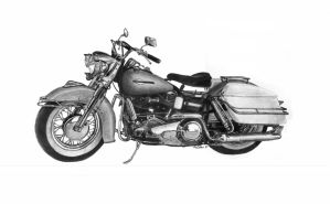64 Harley by Mikes-stuff