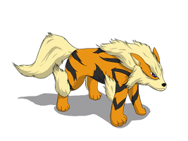 Arcanine by Storm-Cwalker