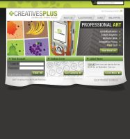Creatives Plus by dellustrations