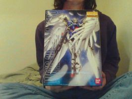 Upcoming Project 1: Wing Zero Custom. by Leimary