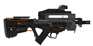 SIA: ARES engineer carbine [Trial] by DskaarPMG