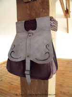 Medieval Pouch by sarya-atelier