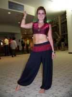 Arabian Nights- Emily by CostumesbyCait