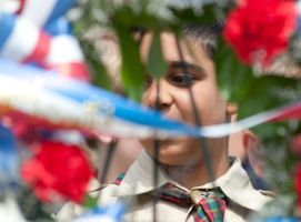 Memorial Day - Boy Scouts by Mjag