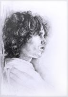 Jim morrison by ArtKosh