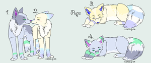 Wolf Adopts {Open} by Flovvers