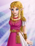 A Zelda to the Past by raiyneofgailin