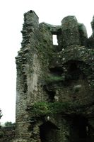 Caerphilly Castle Gate Tower by Estel