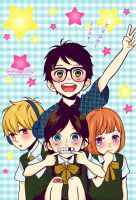 Hirunaka no Ryuusei portada 53 by akumaLoveSongs