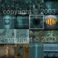 Kore textures by JenHell66