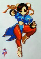 Chun Li - Street Fighter (Sold) by Cupile