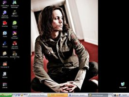 Ville Desktop by HeartagramFox666