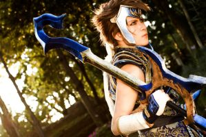 Dynasty Warriors 8 Yue Jin by roadscream