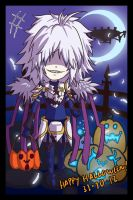 Azure Halloween: BALMUNG by silentclearlite