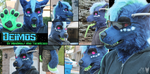 Deimos Fursuit by Tsebresos