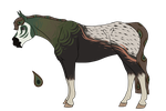 PeaFrie Foal Design by iluvhorses99