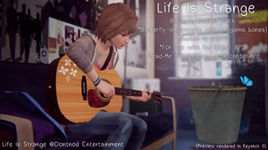 LiS - Butterfly Bucket Pack (Updated) by angelic-noir