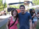 Me and Logan Lerman by uLOVEkitty
