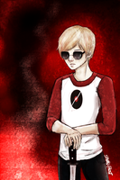 Dave Strider by Sparks-Frost